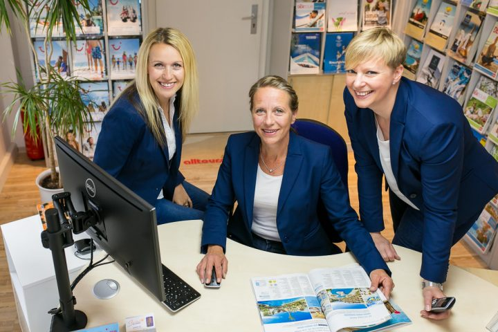 Businessfotos für Reisebüro in Leinzell